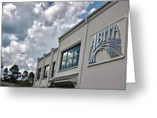 Outside Abita Brewery Greeting Card