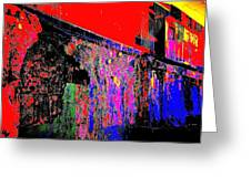 Colorwall Greeting Card