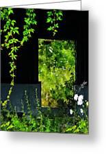 Overgrown Greeting Card