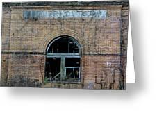Overholt Distillery Greeting Card