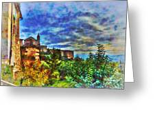 Overlook 2 Greeting Card