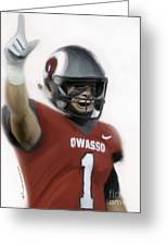 Owasso Wins State Greeting Card