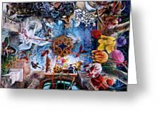 Owatonna Art Center Mural Greeting Card