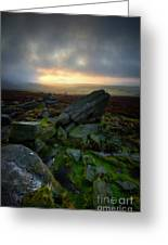 Owler Tor 11.0 Greeting Card