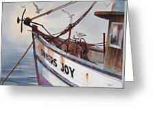 Owners Joy Greeting Card