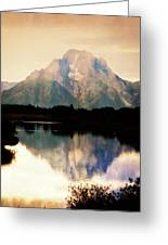 Oxbow Bend 14 Greeting Card