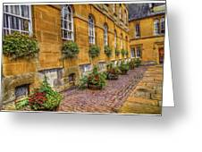 Oxford Spring Greeting Card