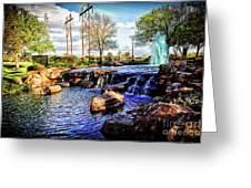 Oyster Creek Greeting Card
