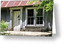 Ozark Home Greeting Card