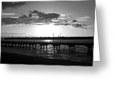 Ozzy Pier Greeting Card