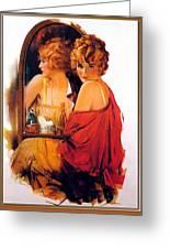 p rarmstrong 026 Rolf Armstrong Greeting Card