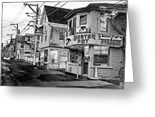P-town Lobster Pot Greeting Card