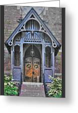 Pa Country Churches - Coleman Memorial Chapel Exterior - Near Brickerville, Lancaster County Greeting Card