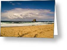 Pacific City Greeting Card