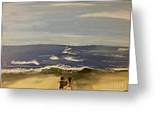 Pacific Coast Experience  Greeting Card