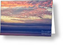Pacific Colors Greeting Card