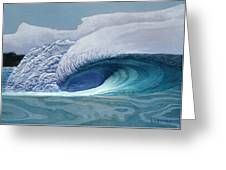 Pacific Dream Greeting Card