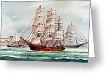 Pacific Fleet Greeting Card