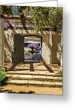 Pacific House Gardens Greeting Card