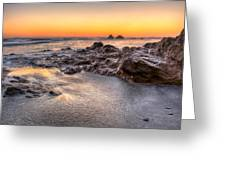 Pacific Light Greeting Card