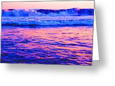 Pacific Sunset 42  Greeting Card