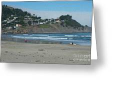 Pacifica California Greeting Card