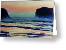 Pacifica Greeting Card