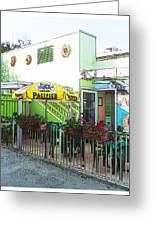Pacifico Greeting Card