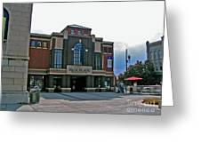 Pack Place Asheville Greeting Card