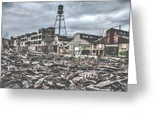 Packard Plant Greeting Card