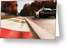Pagani Huayra - Monza 2 Greeting Card