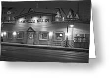 Paint Creek Tavern Greeting Card