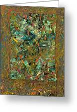 Paint Number 24 Greeting Card by James W Johnson