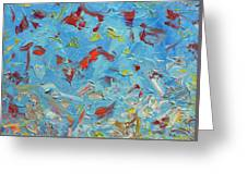 Paint Number 47 Greeting Card