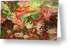 Paint Number 48 Greeting Card