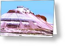 Painted Desert 0289 Greeting Card