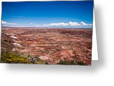 Painted Desert #10 Greeting Card