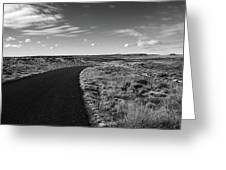 Painted Desert 2 Greeting Card