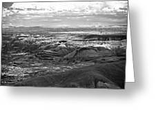 Painted Desert #2 Greeting Card
