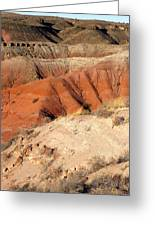 Painted Desert 3 Greeting Card