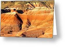 Painted Desert 4 Greeting Card
