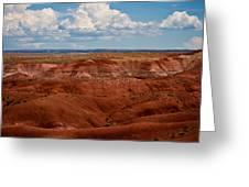 Painted Desert #4 Greeting Card