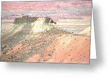 Painted Desert 5 Greeting Card