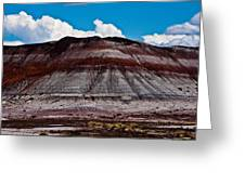 Painted Desert #5 Greeting Card