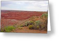 Painted Desert 6 Greeting Card