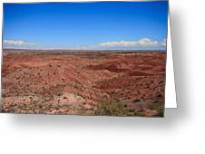 Painted Desert #6 Greeting Card