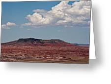 Painted Desert #8 Greeting Card