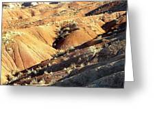 Painted Desert 9 Greeting Card
