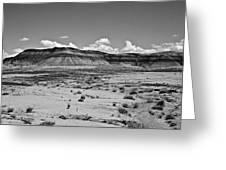 Painted Desert #9 Greeting Card