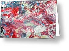 Painted Thought 2 Greeting Card